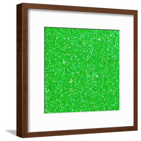 Luxury Diamond-Wonderful Dream-Framed Art Print