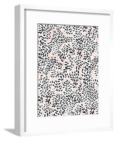 Helena-Charlotte Winter-Framed Art Print