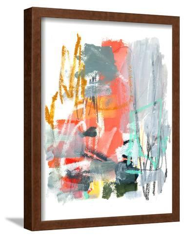 Sushi Baby-Olimpia Piccoli-Framed Art Print