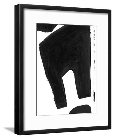 Without Words Iv-Olimpia Piccoli-Framed Art Print