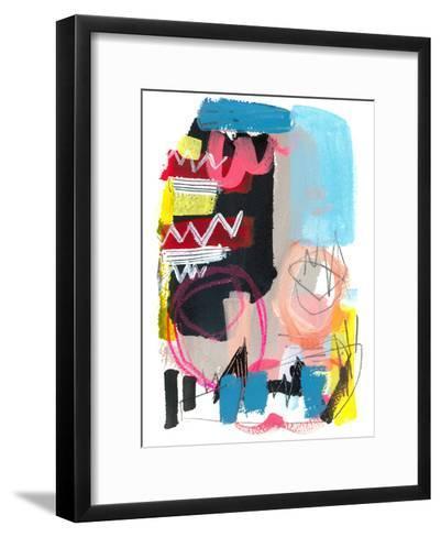 Little Ruin-Olimpia Piccoli-Framed Art Print