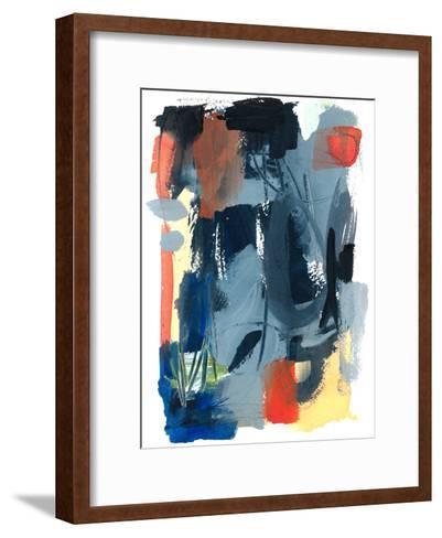 Through Here-Olimpia Piccoli-Framed Art Print