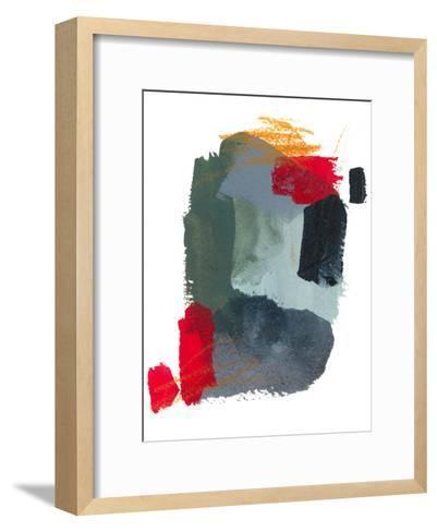 Little Soldier I-Olimpia Piccoli-Framed Art Print