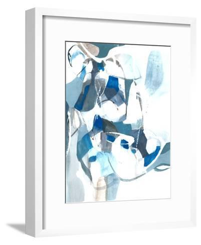 Tides-Olimpia Piccoli-Framed Art Print
