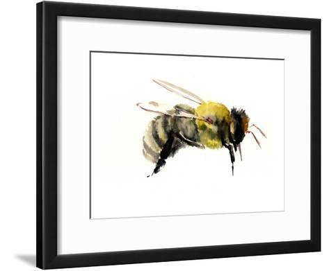 Bumblebee 1-Suren Nersisyan-Framed Art Print