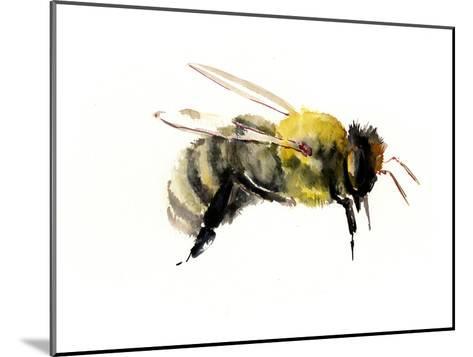 Bumblebee 1-Suren Nersisyan-Mounted Art Print