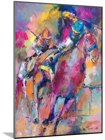 Champions-Richard Wallich-Mounted Art Print