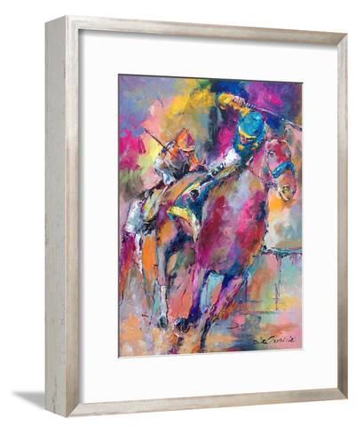 Champions-Richard Wallich-Framed Art Print