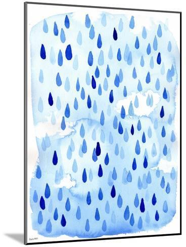 Raindrops-Paula Mills-Mounted Art Print