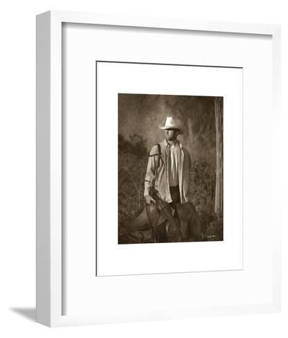 Urban Cowboy-Barry Hart-Framed Art Print