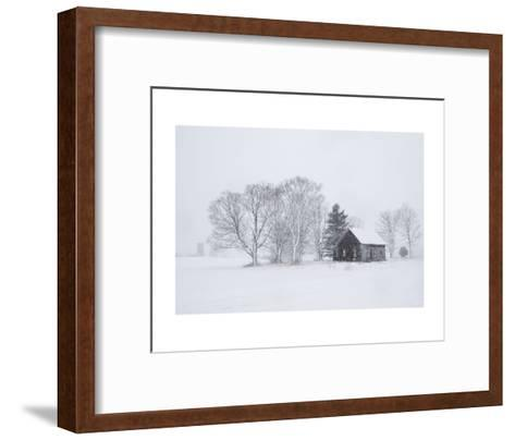 One-Time Homestead-Orah Moore-Framed Art Print