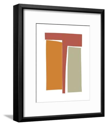 Space-Denise Duplock-Framed Art Print