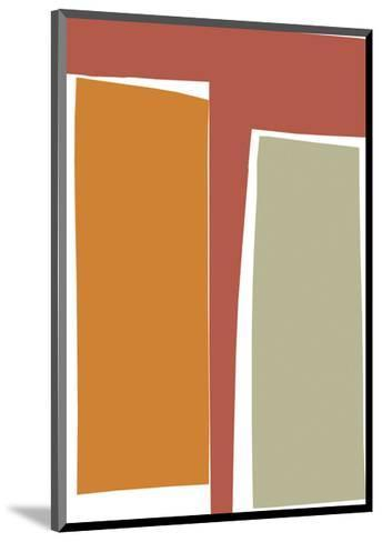 Space-Denise Duplock-Mounted Art Print