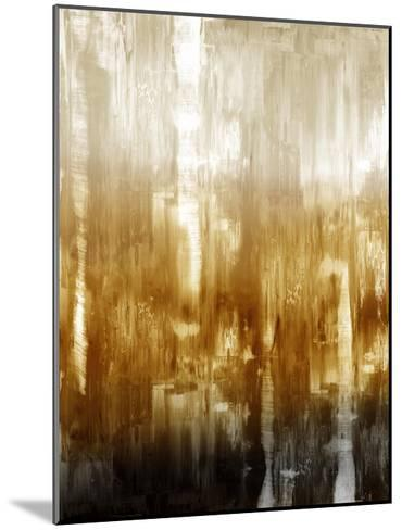 Amber Gradation-Justin Turner-Mounted Giclee Print