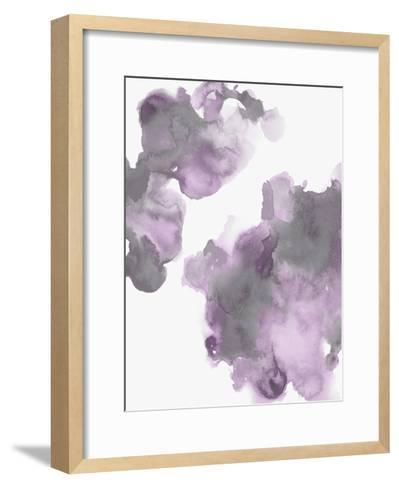 Elevate in Lavender II-Lauren Mitchell-Framed Art Print