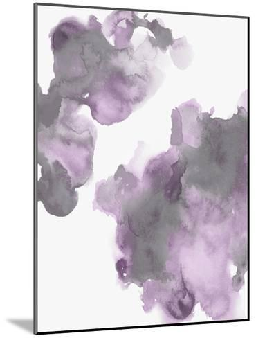 Elevate in Lavender II-Lauren Mitchell-Mounted Giclee Print