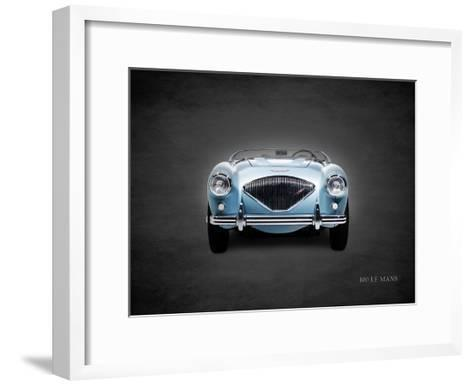 Austin-Healey 100 LeMans 1956-Mark Rogan-Framed Art Print