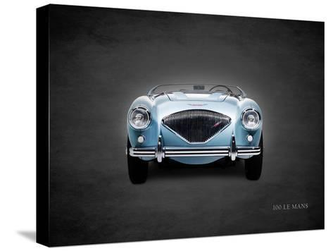 Austin-Healey 100 LeMans 1956-Mark Rogan-Stretched Canvas Print