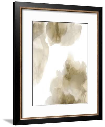 Elevate in Neutral II-Lauren Mitchell-Framed Art Print