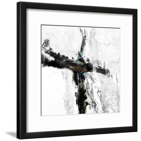 B&W IV-Michael Tienhaara-Framed Art Print