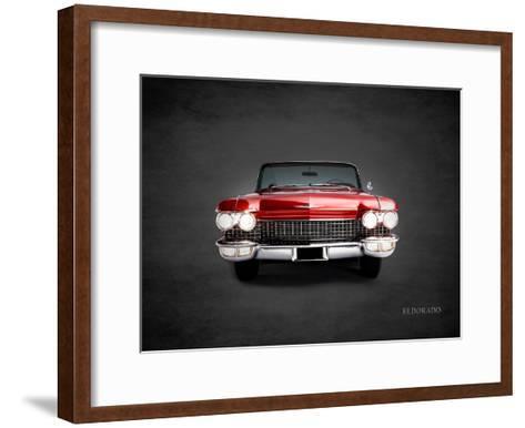 Cadillac Eldorado-Mark Rogan-Framed Art Print