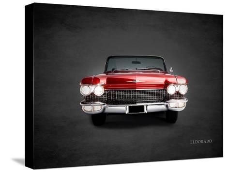 Cadillac Eldorado-Mark Rogan-Stretched Canvas Print