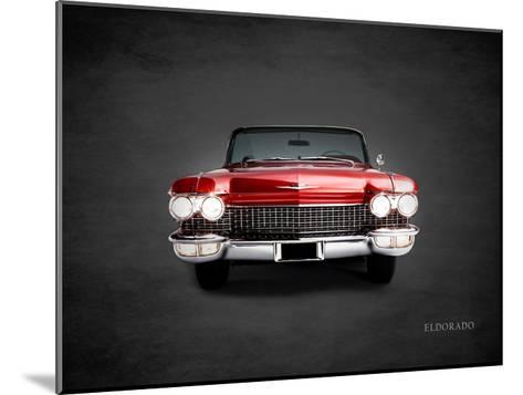 Cadillac Eldorado-Mark Rogan-Mounted Giclee Print