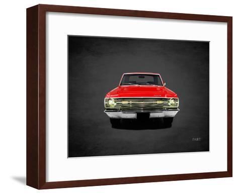 Dodge Dart340 1969-Mark Rogan-Framed Art Print