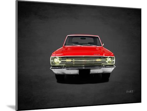 Dodge Dart340 1969-Mark Rogan-Mounted Giclee Print