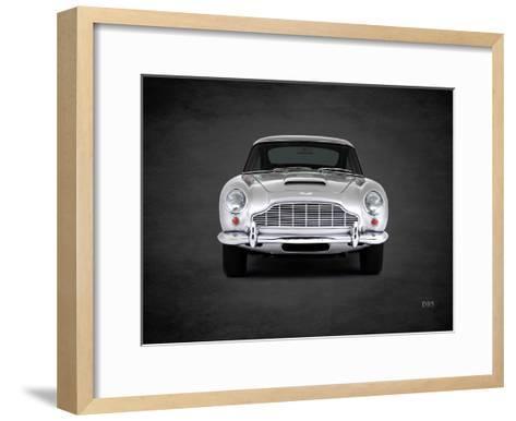Aston Martin DB5 1965-Mark Rogan-Framed Art Print