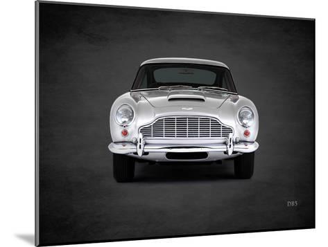 Aston Martin DB5 1965-Mark Rogan-Mounted Giclee Print