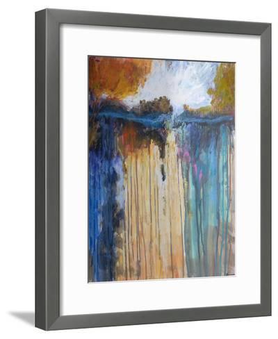 Cascading Memories I-Michael Tienhaara-Framed Art Print