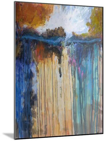 Cascading Memories I-Michael Tienhaara-Mounted Giclee Print