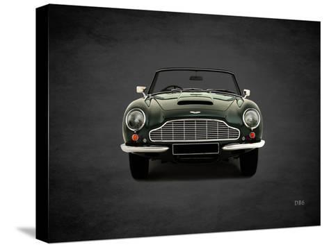 Aston Martin DB6 1965-Mark Rogan-Stretched Canvas Print