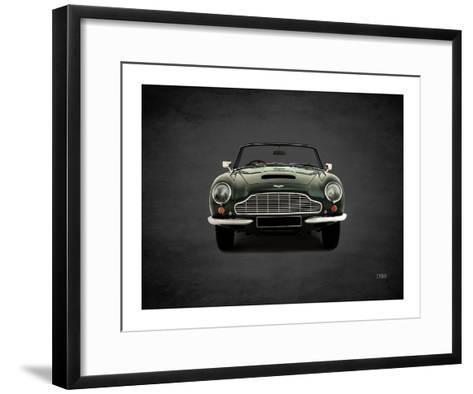 Aston Martin DB6 1965-Mark Rogan-Framed Art Print