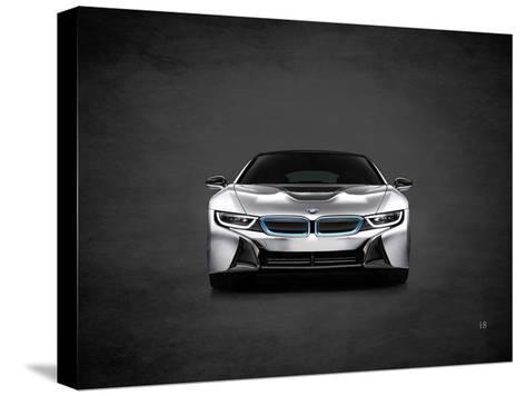 BMW i8-Mark Rogan-Stretched Canvas Print