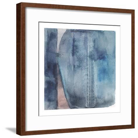Linear-Michelle Oppenheimer-Framed Art Print