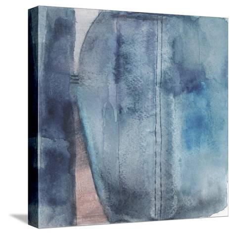Linear-Michelle Oppenheimer-Stretched Canvas Print