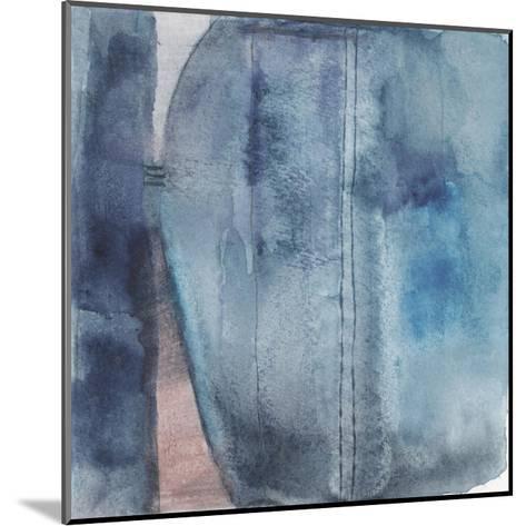Linear-Michelle Oppenheimer-Mounted Giclee Print
