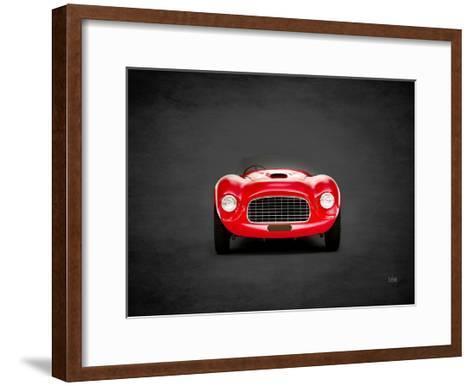 Ferrari 166 1948-Mark Rogan-Framed Art Print