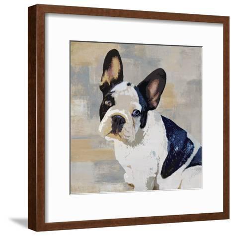 French Bulldog-Keri Rodgers-Framed Art Print