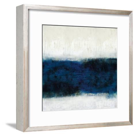 Linear Midnight-Jaden Blake-Framed Art Print