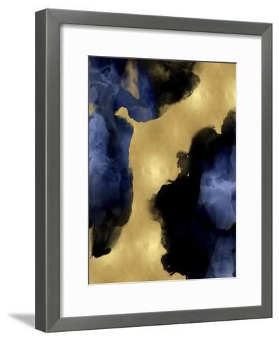 Midnight Gold I-Lauren Mitchell-Framed Art Print
