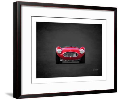 Maserati A6G 1953-Mark Rogan-Framed Art Print