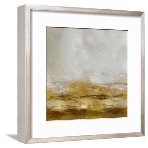 Golden Terra-Jake Messina-Framed Art Print
