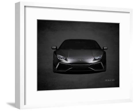 Lamborghini Huracan-Mark Rogan-Framed Art Print