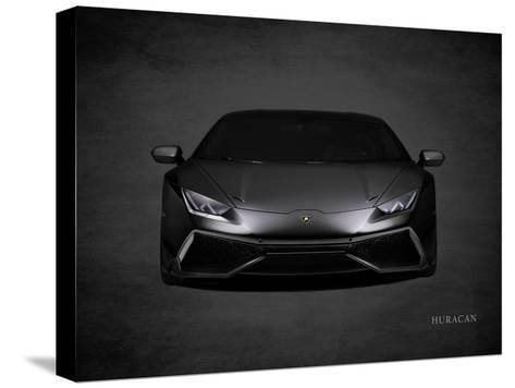 Lamborghini Huracan-Mark Rogan-Stretched Canvas Print