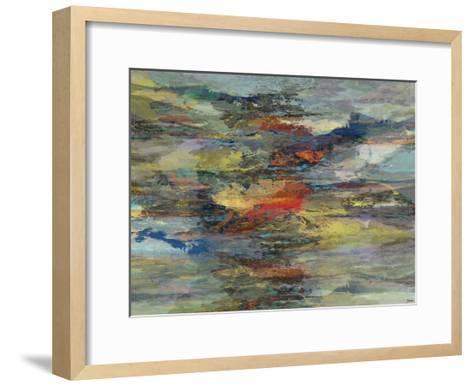 Formations I-Michael Tienhaara-Framed Art Print