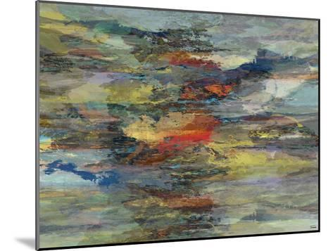Formations I-Michael Tienhaara-Mounted Giclee Print