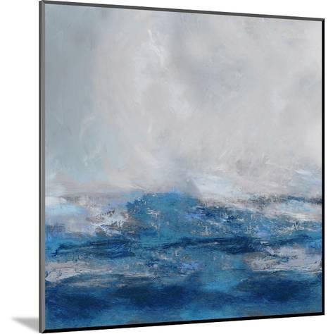 Terra in Blues-Jake Messina-Mounted Giclee Print